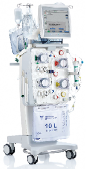 CVVHD machine